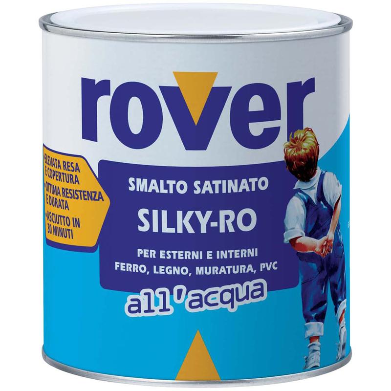 Rover smalto acrilico ad acqua di impiego universale - Smalto ad acqua per cucina ...