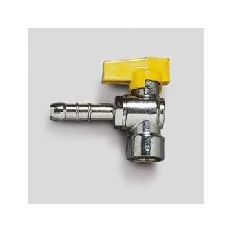 Rubinetti gas con chiusura a sfera rubinetto a squadra per gas liquido attacco f 1 2 diametro - Attacco gas cucina ...