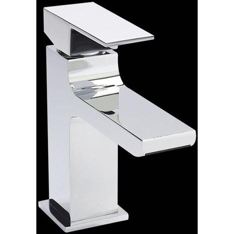 Rubinetto a cascata per lavabo abbacchiatori pneumatici - Rubinetto bagno cascata ...