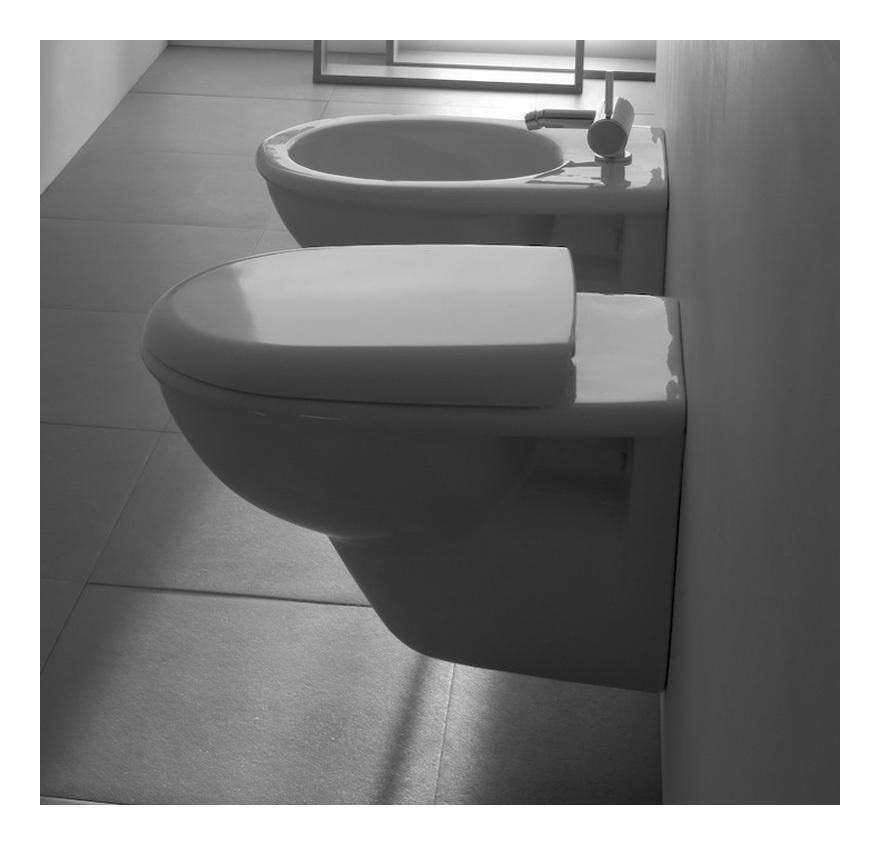 Sanitari bagno sospesi piccoli piuma 8511 8512 8515 - Sanitari bagno piccoli ...