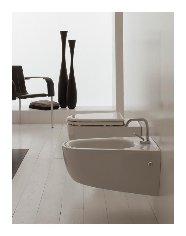 Sanitari bagno sospesi tizi 09 8048 c 8049 c idraulica - Riscaldamento per bagno ...