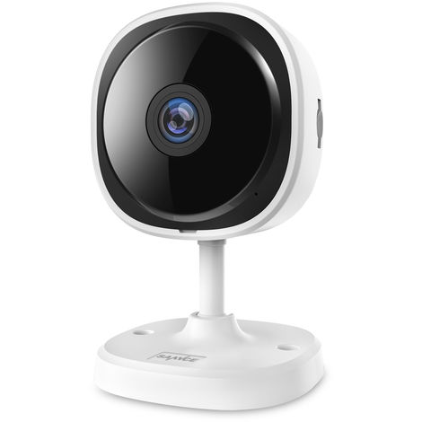 sannce 1080p hd security camera, two way audible wireless