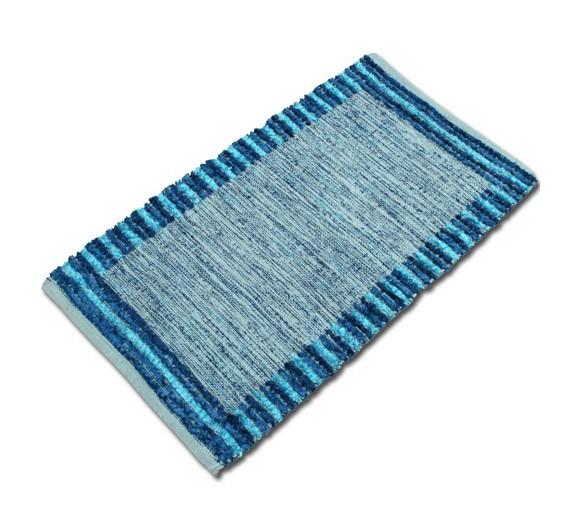 Tappeto bagno cucina 50 x 90 blu p12957 cucina - Tappeto bagno blu ...