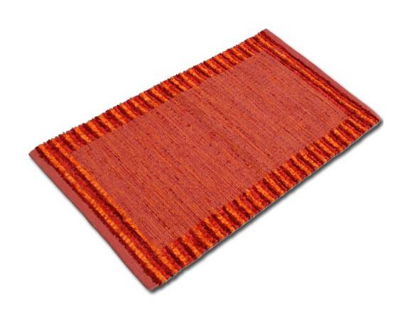 Tappeto bagno cucina 50 x 90 rosso p12954 cucina - Tappeto bagno rosso ...