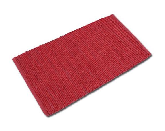 Tappeto cucina bagno 50 x 90 colore rosso vinaccia - Tappeto bagno rosso ...