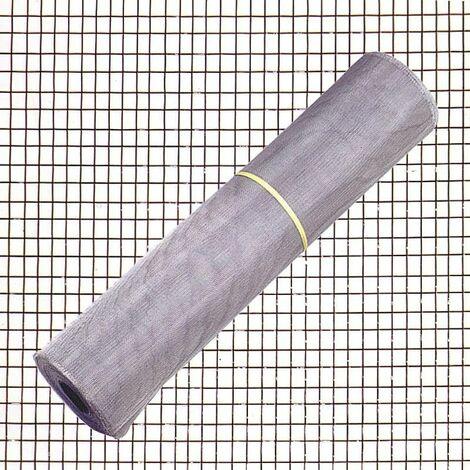 Tela mosquitera aluminio 18x14 100 rollo 30 metros for Mosquitera por metros