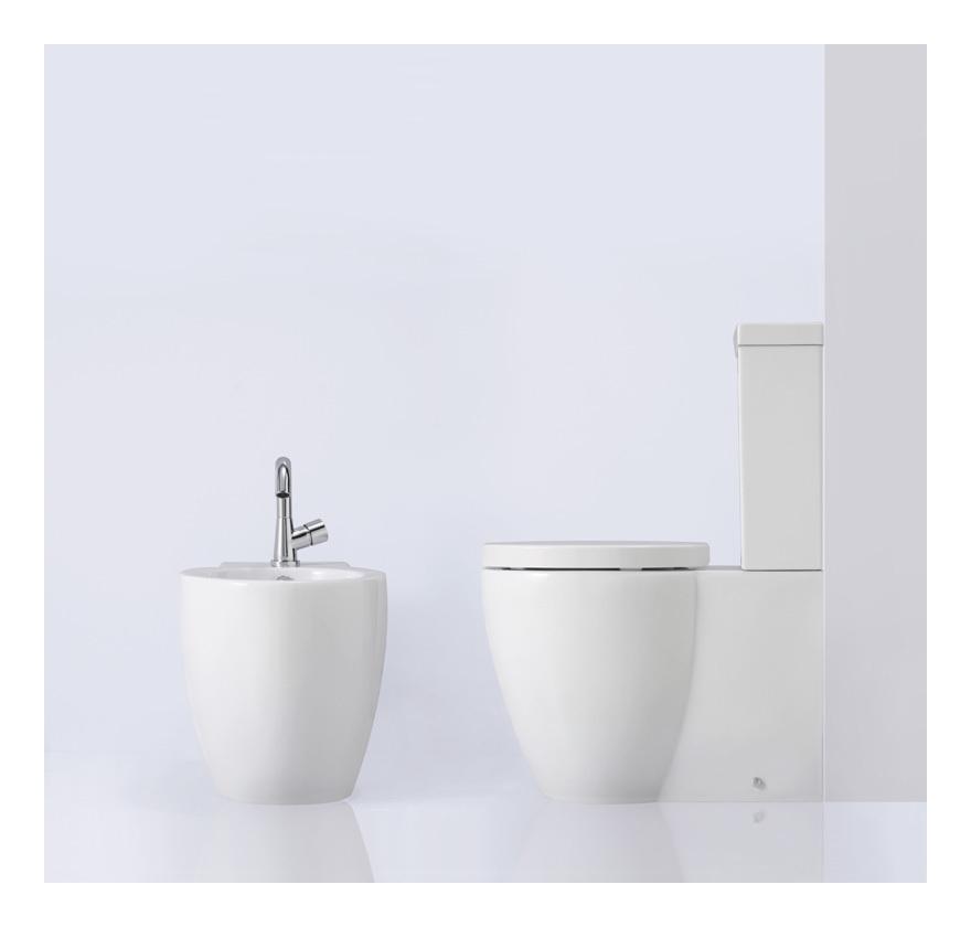 Vaso monoblocco e bidet full54 ful10054mb ful50054 copr - Riscaldamento per bagno ...